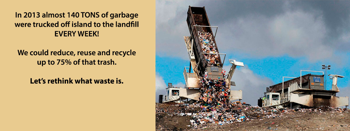 Our waste is a resource