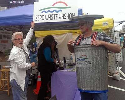 ZWV at Vashon's Strawberry Festival